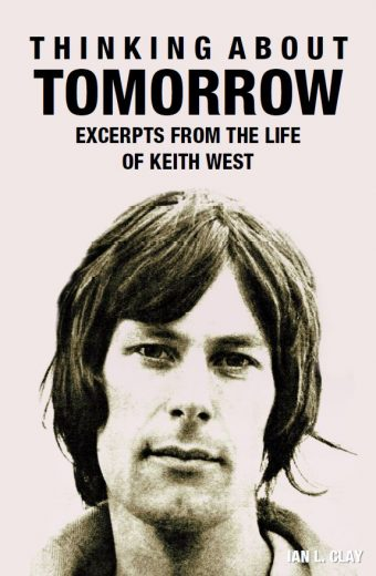 Thinking About Tomorrow | Keith West Book