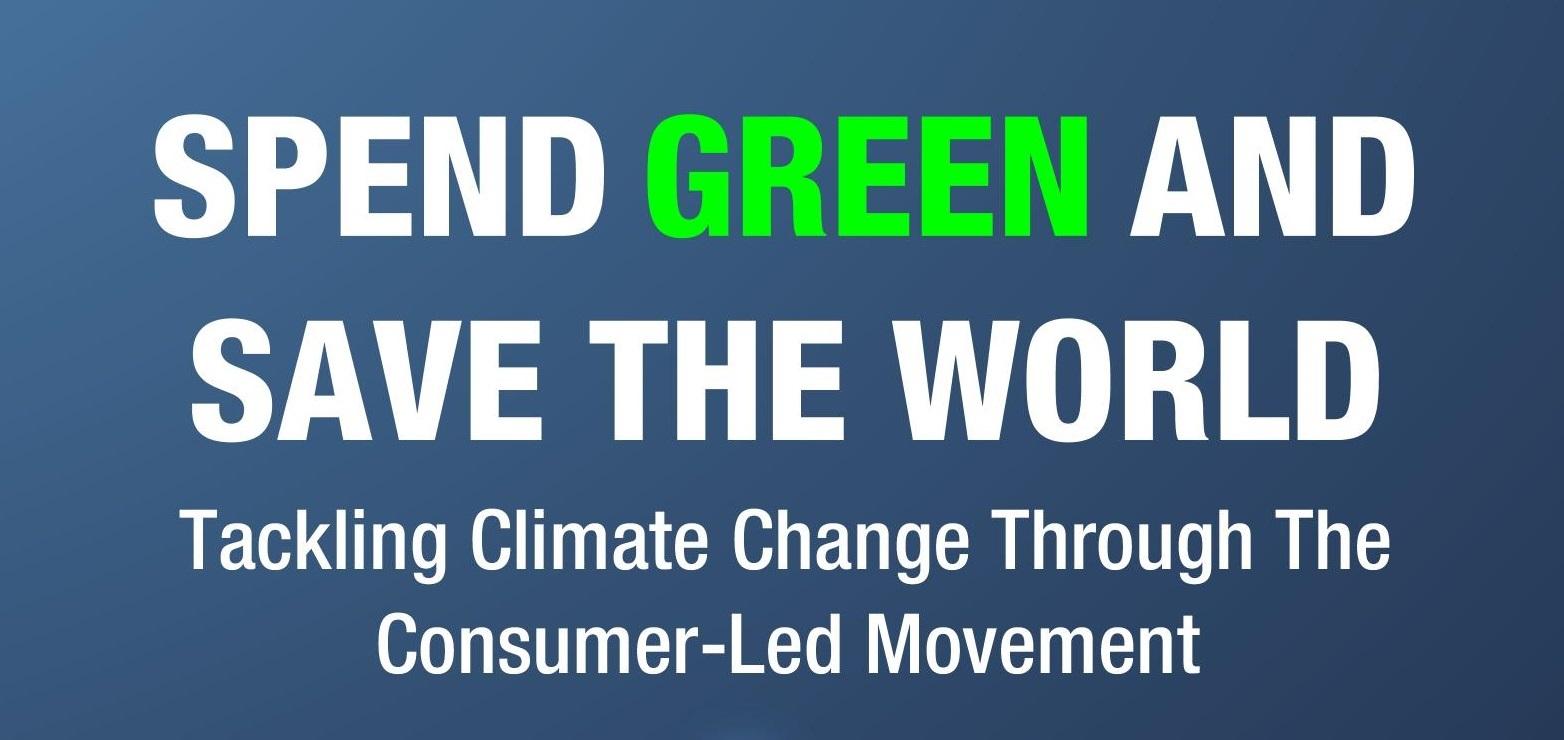Spend Green Banner